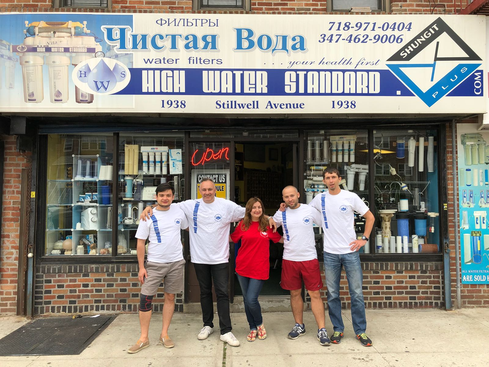 Top Water Filter Company in New York
